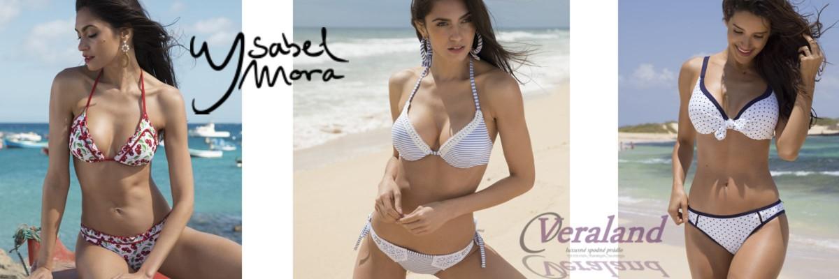Plavky Ysabel Mora