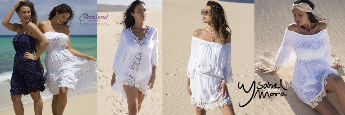 Plažová móda Ysabel Mora