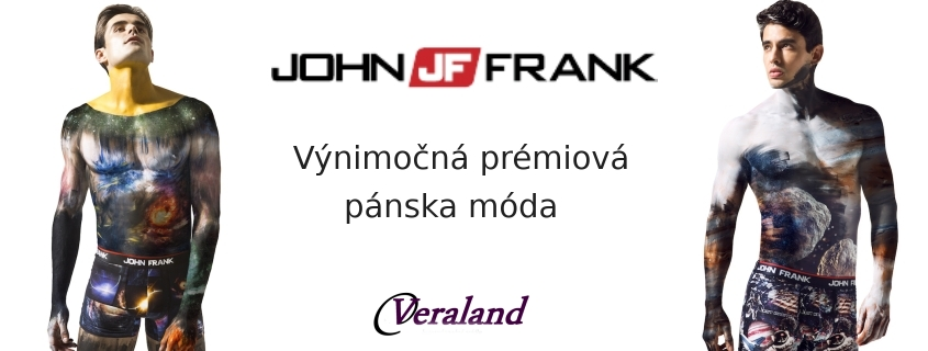 Pánska móda John Frank