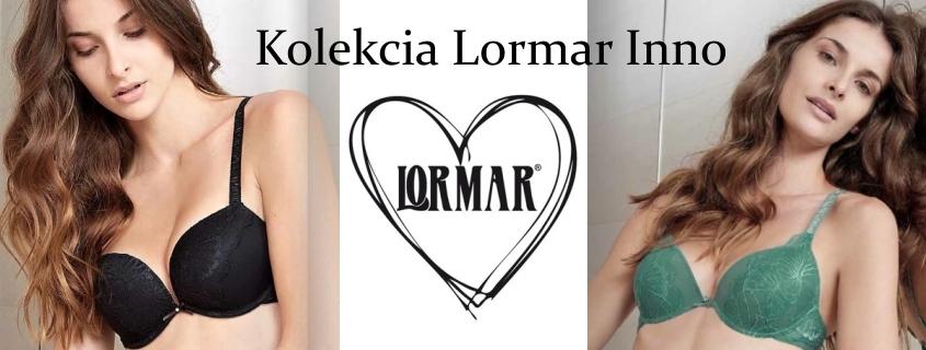 Podprsenka Lormar Double Canto