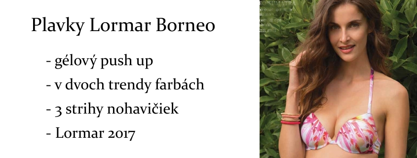 Plavky Lormar Borneo