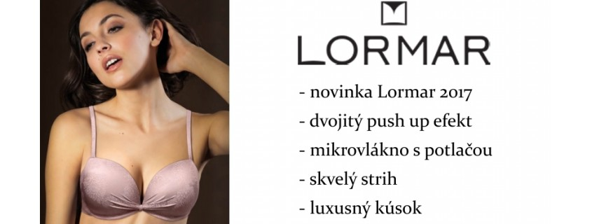 Podprsenka Lormar Frozen