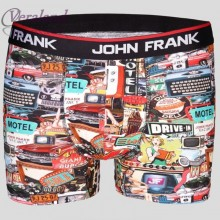 Boxerky John Frank JFB118