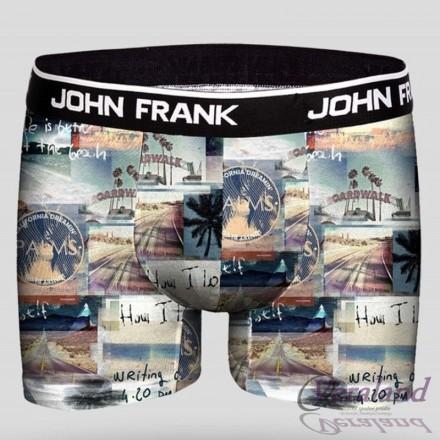 Boxerky John Frank JFBD228