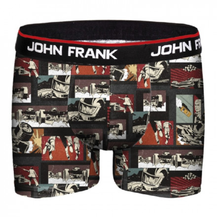 Boxerky John Frank  JFBD291