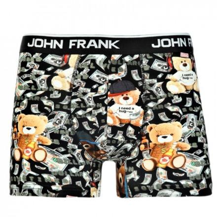 Boxerky John Frank JFBD312