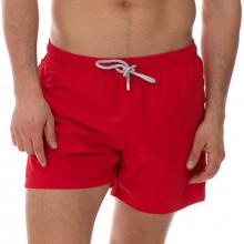Pánske plavkové šortky John Frank JFSS19SW01 - červená