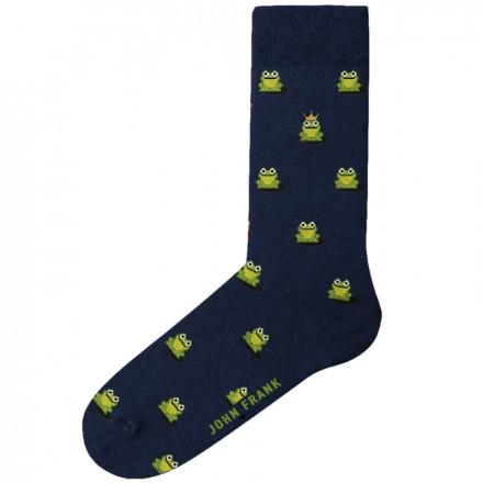 Pánske ponožky John Frank JFLSCOOL39