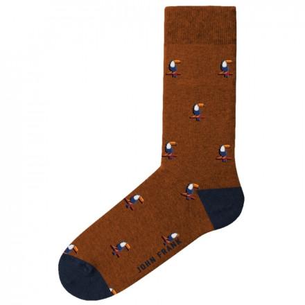Pánske ponožky John Frank JFLSCOOL48