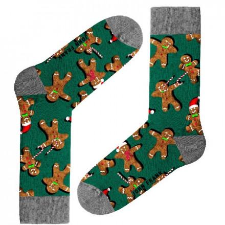 Pánske ponožky John Frank JFLSFUN-CH11