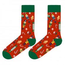 Pánske ponožky John Frank JFLSFUN-CH19