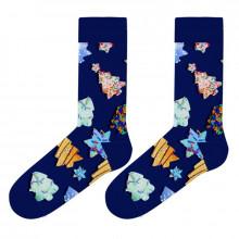 Pánske ponožky John Frank JFLSFUN-CH21