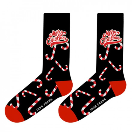 Pánske ponožky John Frank JFLSFUN-CH22