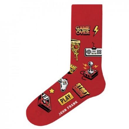 Pánske ponožky John Frank JFLSFUN87