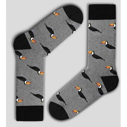 Pánske ponožky John Frank JFLS19WCOOL24