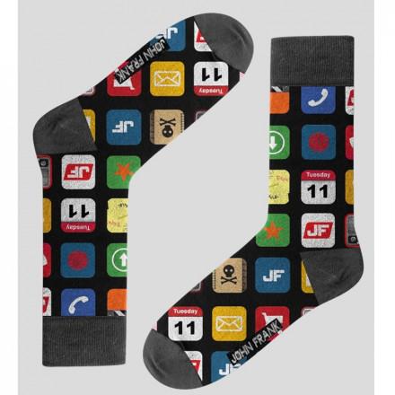 Pánske ponožky John Frank JFLSF17W18