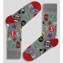 Pánske ponožky John Frank JFLSFUN13