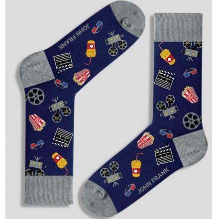 Pánske ponožky John Frank JFLSFUN14