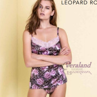 Top Lormar Leopard Rose