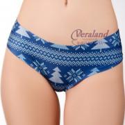 Nohavičky Meméme Winter Pattern