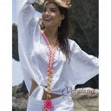 Plážová košeľa Ysabel Mora 85593