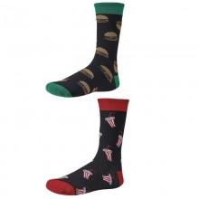 Pánske ponožky Ysabel Mora 22683 - 2 pack