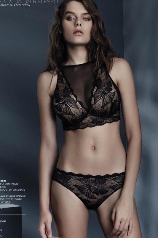 Top Bralette Lormar So Chic